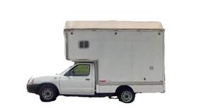 camioneta para flete pequeno
